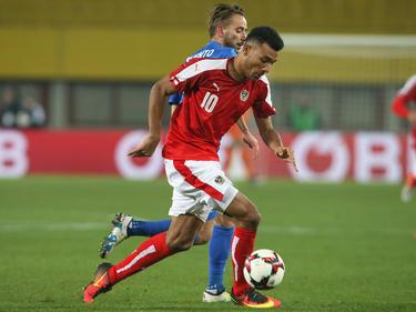 Österreich bot eine blasse Leistung gegen die Slowakei