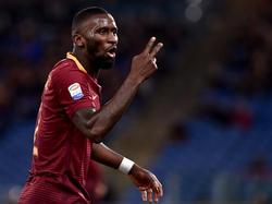 Antonio Rüdiger weiß: Die nächsten Spiele sind für den AS Rom richtungsweisend