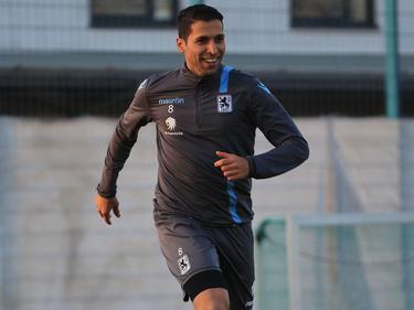 Karim Matmour hat sich mit seinem Klub überworfen