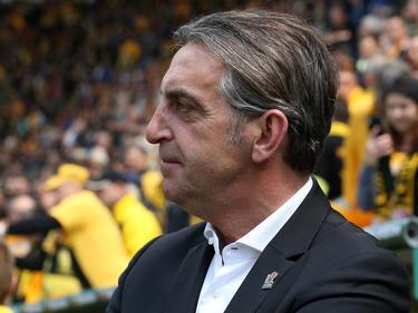 Ralf Minge ist Geschäftsführer von Dynamo Dresden