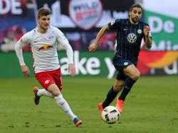 Ricardo Rodríguez (r.) steht offenbar vor einem Wechsel nach Mailand