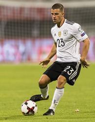 Debüt für Deutschland
