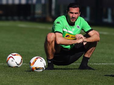 Stranzl spielte von 2011 bis 2016 für die Borussia