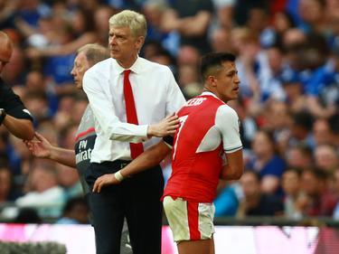 Arsène Wenger will Alexis Sánchez gern behalten