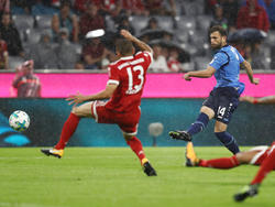 Mehmedi bringt Bayer 04 noch mal ran