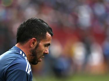 Carlos Tévez liegt derzeit im Streit mit seinem Verein Shanghai Shenhua