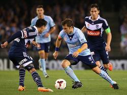 Del Piero im Trikot des Sydney FC