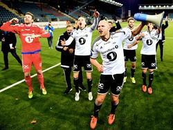 Rosenborg ist in Norwegen auf dem Weg zur erfolgreichen Titelverteidigung
