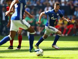 Klaas Jan Huntelaar soll bei Schalke vor dem Absprung stehen