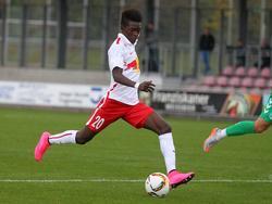 David Atanga spielt in der kommenden Saison beim 1. FC Heidenheim