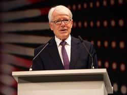 Reinhard Rauball fordert eine gemeinsame Lösung für die Verteilung der TV-Gelder