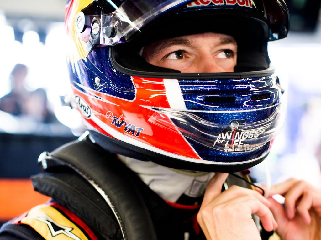 Toro-Rosso-Fahrer Daniil Kvyat ist nicht unumstritten