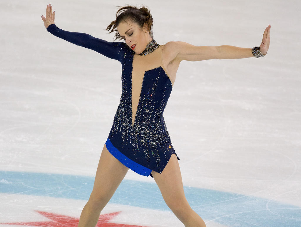 Ashley Wagner gewann den Grand Prix Skate America