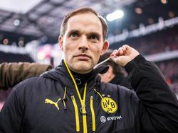 Thomas Tuchel will mit dem BVB in die Champions League