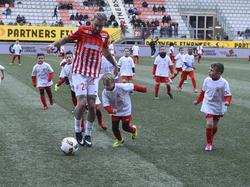 Der Fußball-Marathon in Nancy wurde zu einem besonderen Erlebnis