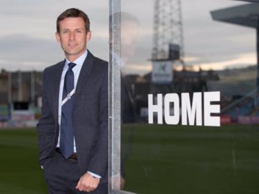 Neil McCann wird Interims-Manager beim FC Dundee (Bildquelle: Twitter/@dundeefconline)