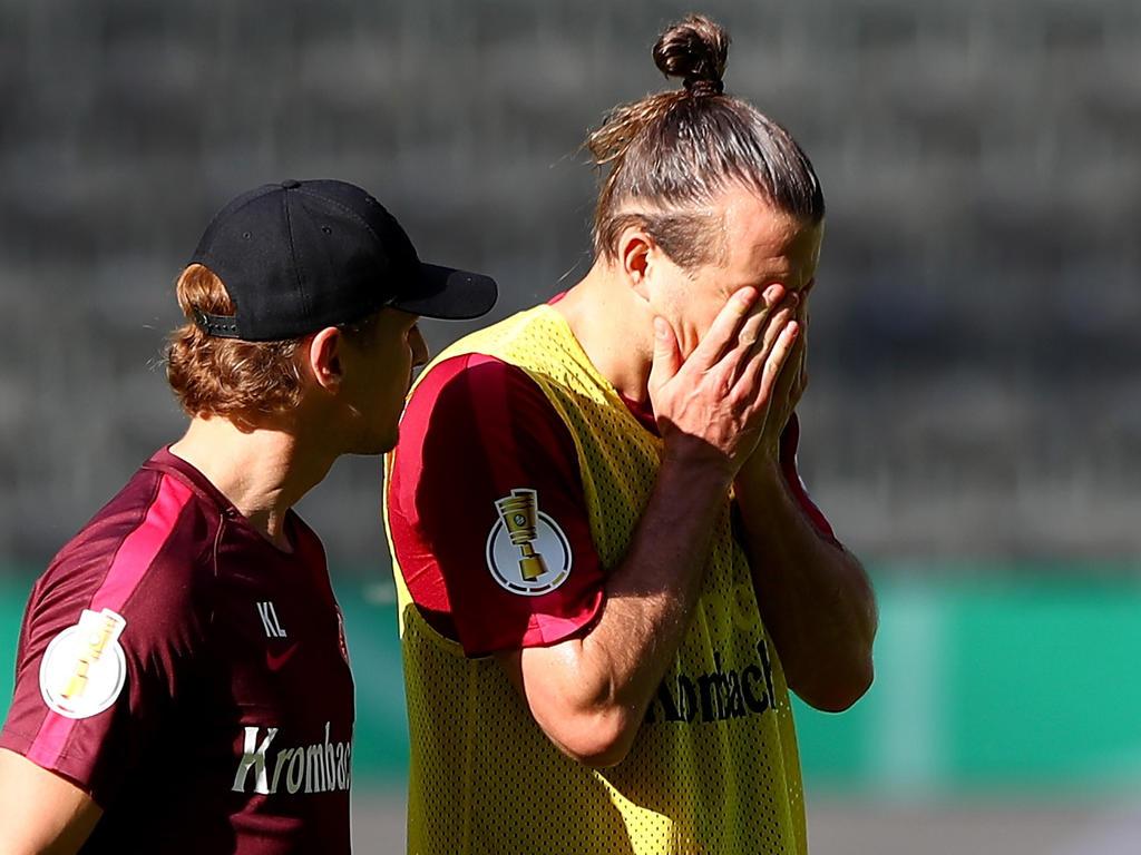 Eintracht-Ärger über Meier wegen Knöcheloperation