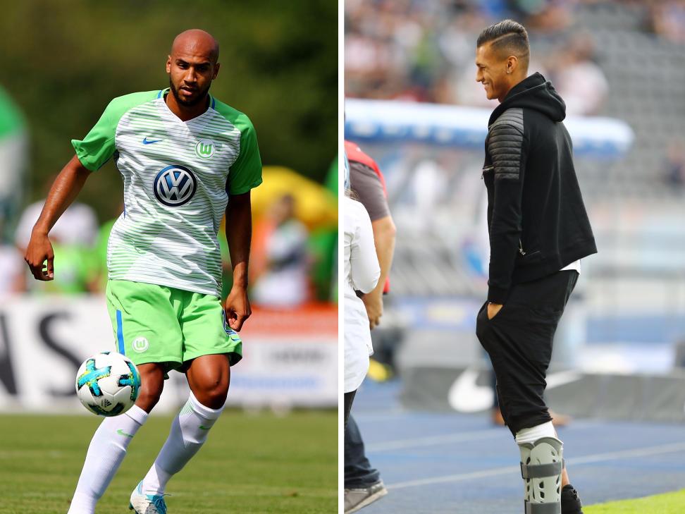 Hertha BSC: Top-Abgang: John Anthony Brooks; Top-Zugang: Davie Selke