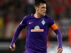 Muss auch im Spiel gegen den FC Bayern verletzungsbedingt zusehen: Zlatko Junuzović