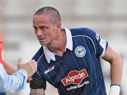 Christian Müller war früher unter anderem für Arminia Bielefeld auf dem Rasen