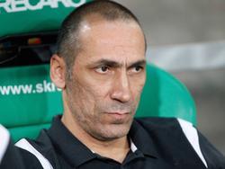 Der gebürtige Frankfurter Georgios Donis ist neuer Nikosia-Coach