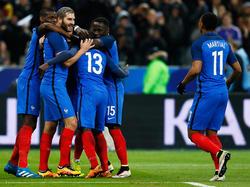 Am 12. Mai wird größere Klarheit über Frankreichs EM-Kader herrschen