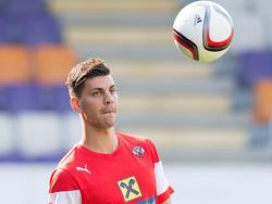 Aleksandar Dragovic als Cup-Glücksfee