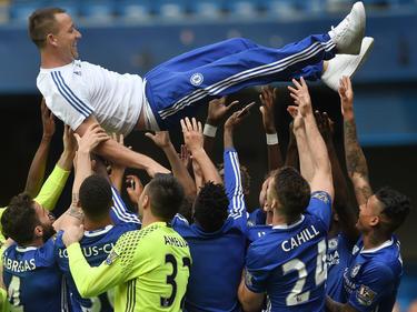 John Terry bleibt bei Chelsea