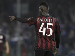 Mario Balotelli könnte eine zweite Chance in Liverpool bekommen