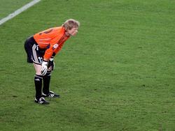 Lange ists her, Oliver Kahn im Dress der deutschen Nationalmannschaft