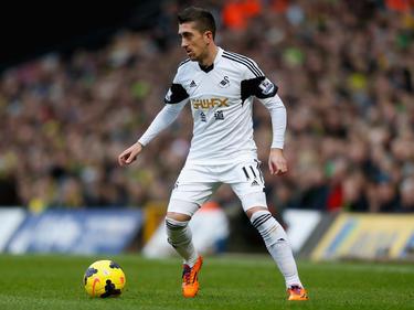 Pablo Hernández conoce bien al fútbol inglés de su etapa en el Swansea. (Foto: Getty)