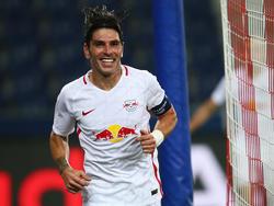 Jonatan Soriano wechselt von Salzburg nach China