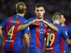 Das Herz schlägt (noch) für Barça: Munir El Haddadi