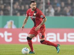 Roberto Hilbert steht bei Bayer 04 Leverkusen auf dem Abstellgleis