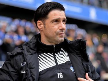 Der MSV Duisburg verlängert mit Ilia Gruev