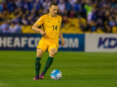 Brad Smith und die Socceroos fordern Brasilien