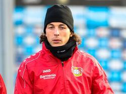 Julian Baumgartlinger kommt in Leverkusen nur selten zum Einsatz