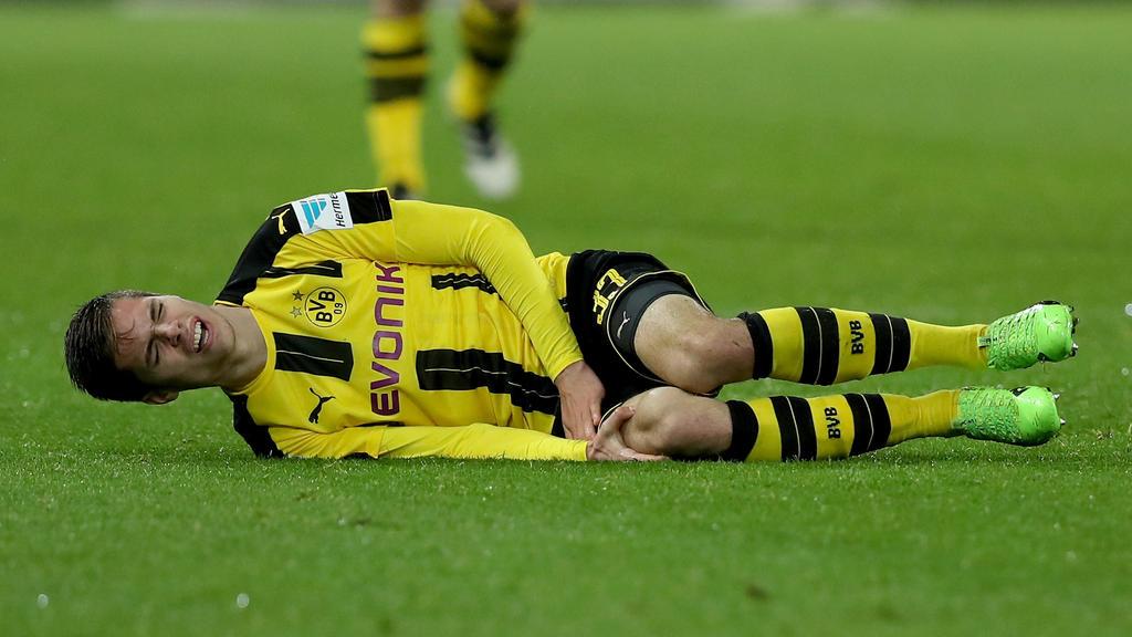 Platz 7: Julian Weigl (Borussia Dortmund)