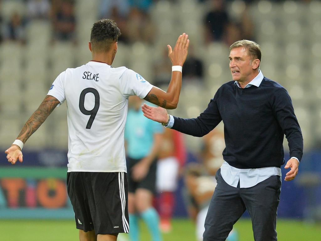 Deutschland trotz Niederlage gegen Italien im Halbfinale