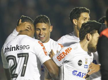 El Santos ya está en la siguiente fase de la Libertadores. (Foto: Imago)