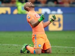 Pepe Reina könnte bald wieder auf Pep Guardiola treffen
