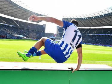 Mathew Leckie schoss die Hertha gegen Stuttgart zum Sieg