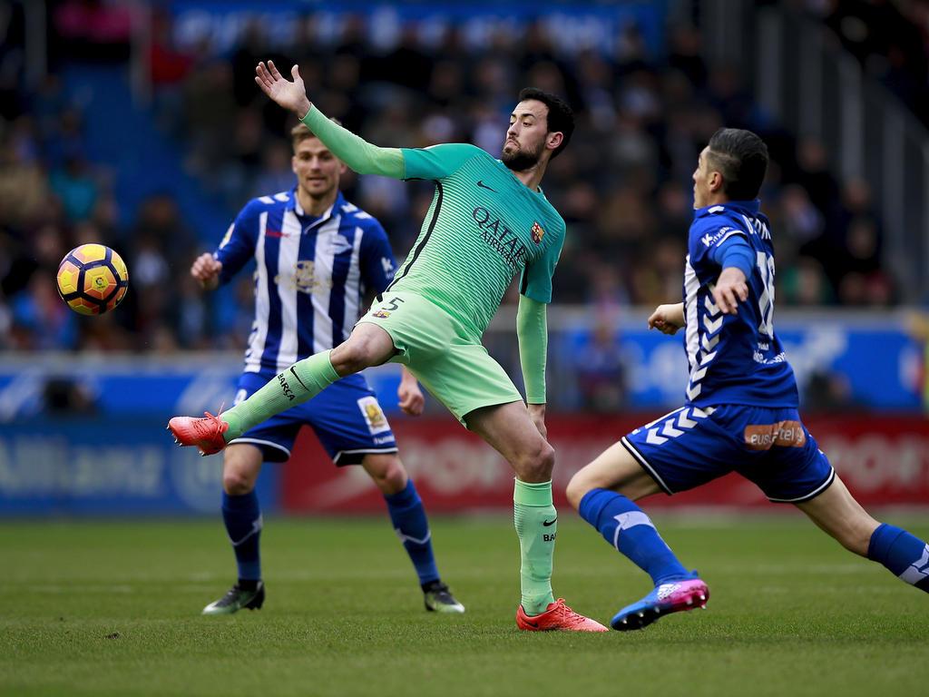 Sergio Busquets (FC Barcelona)