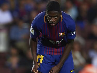 Ousmane Dembélé kassiert beim FC Barcelona mächtig ab
