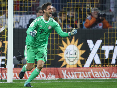 Sven Ulreich wird Manuel Neuer im Tor des FC Bayern ersetzen