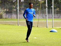 Davie Selke bestritt seit seinem Wechsel noch keine Bundesliga-Partie für Hertha