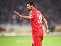 Kein Mitleid: Claudio Pizarro will mit Köln gegen Ex-Klub Werder gewinnen