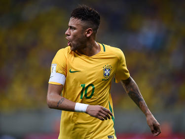 Neymar hofft auch olympisches Gold in Rio