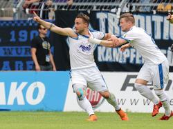 Die Sportfreunde Lotte konnten bereits den Aufstieg in die 3. Liga feiern