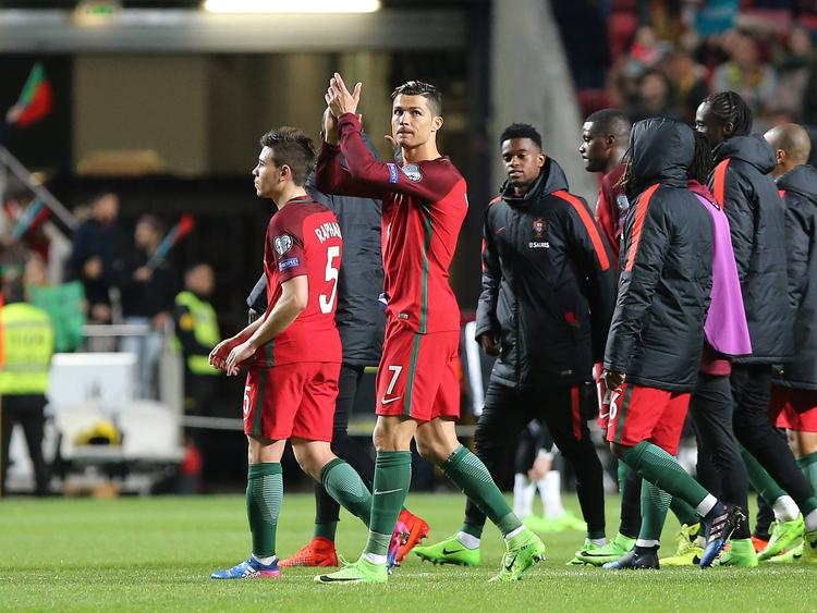 Ronaldo knackt 70-Tore-Marke mit einem Doppelpack